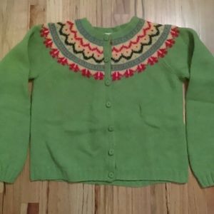 Brooks Brothers Gorgeous fare isle sweater
